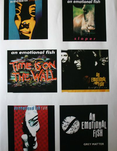 An Emotional Fish Albums and Singles